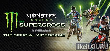 ✔️ Download Monster Energy Supercross Full Game Torrent | Latest version [2020] Sport