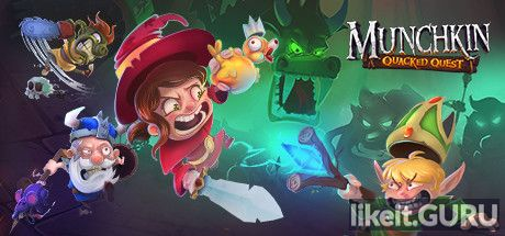 ✔️ Download Munchkin: Quacked Quest Full Game Torrent | Latest version [2020] RPG