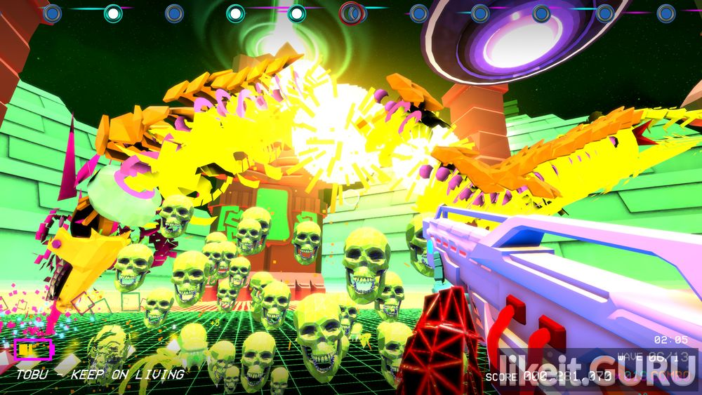 Music Killer game screen
