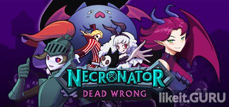 ✔️ Download Necronator: Dead Wrong Full Game Torrent | Latest version [2020] Strategy
