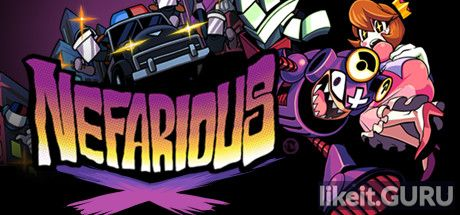 ❌ Download Nefarious Full Game Torrent | Latest version [2020] Arcade