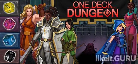 ✅ Download One Deck Dungeon Full Game Torrent | Latest version [2020] RPG
