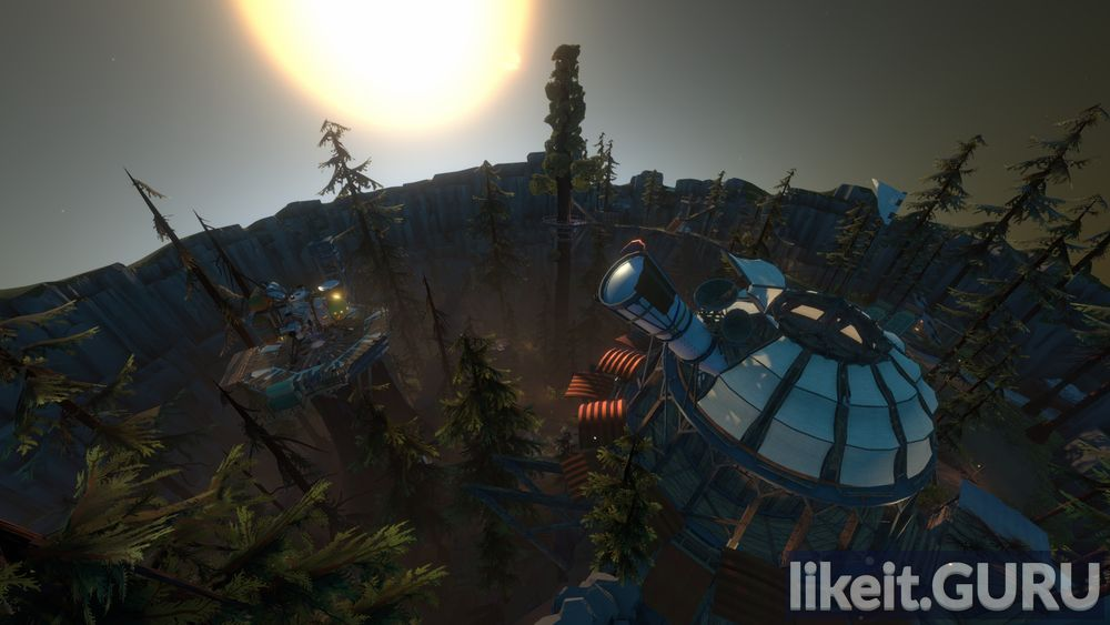 Outer Wilds game screen