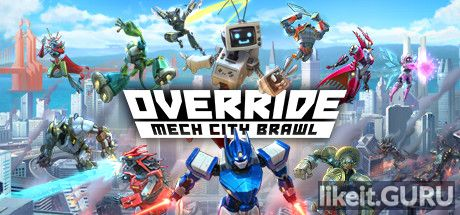 ✔️ Download Override: Mech City Brawl Full Game Torrent | Latest version [2020] Action