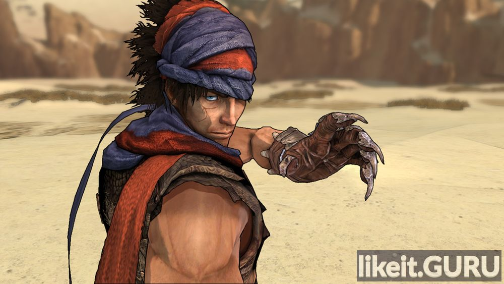 Prince of Persia game screen