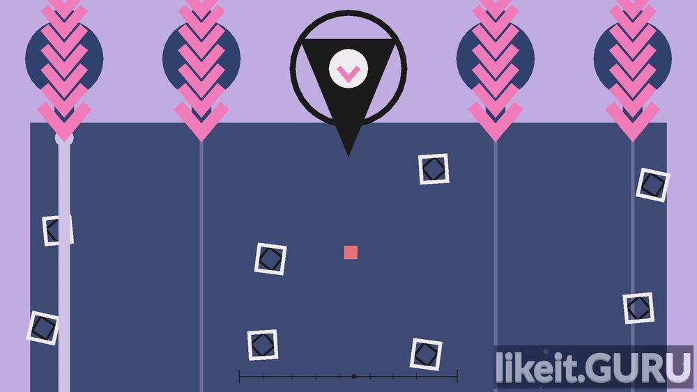 Project Arrhythmia game screen