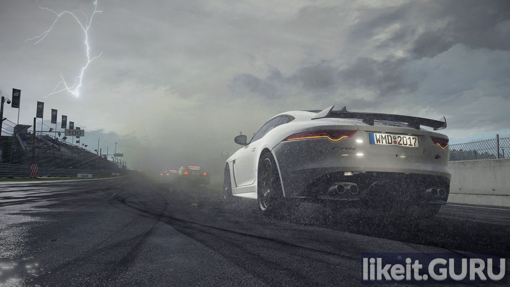 Project CARS 2 game screen