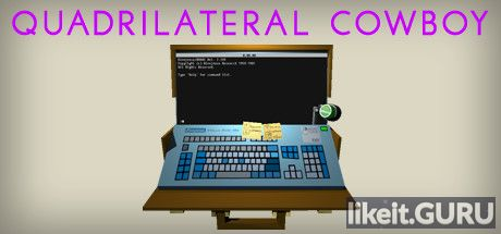 ✅ Download Quadrilateral Cowboy Full Game Torrent | Latest version [2020] Adventure