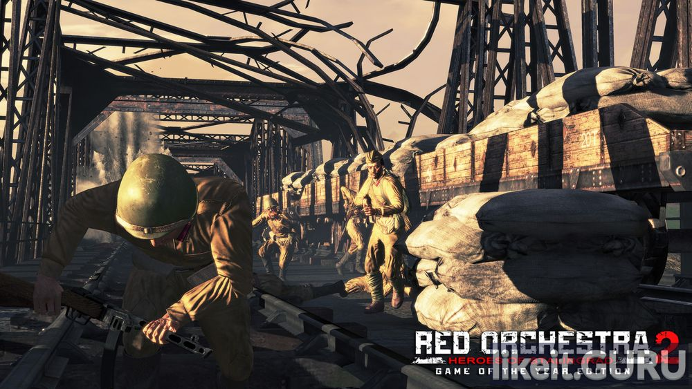 Red Orchestra 2: Heroes of Stalingrad game screen