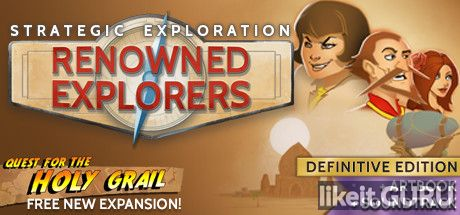 ✅ Download Renowned Explorers: International Society Full Game Torrent | Latest version [2020] RPG