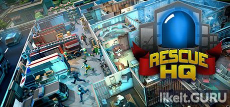Download full game Rescue HQ - The Tycoon via torrent on PC
