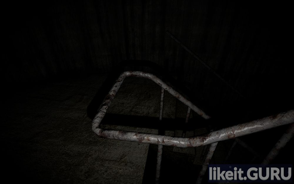 SCP-087 game screen