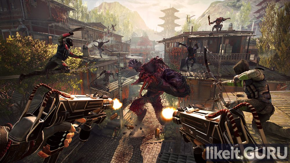 Shadow Warrior 2 game screen