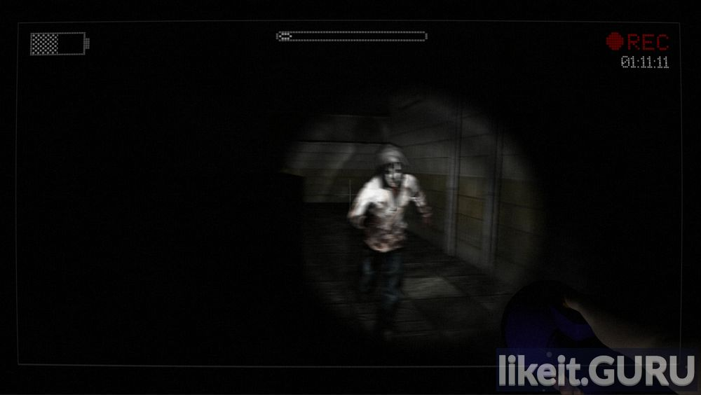 Slender The Arrival game screen