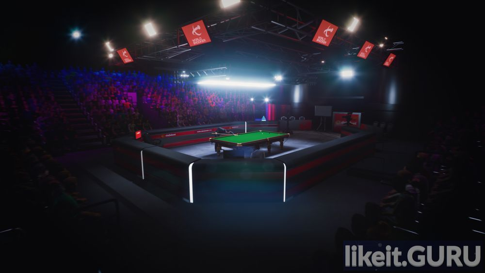 19 Snooker game screen
