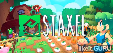❌ Download Staxel Full Game Torrent | Latest version [2020] RPG