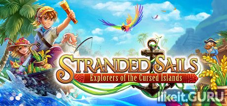 ✅ Download Stranded Sails - Explorers of the Cursed Islands Full Game Torrent | Latest version [2020] Arcade