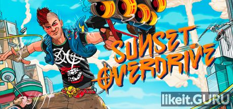 ✅ Download Sunset Overdrive Full Game Torrent | Latest version [2020] Adventure