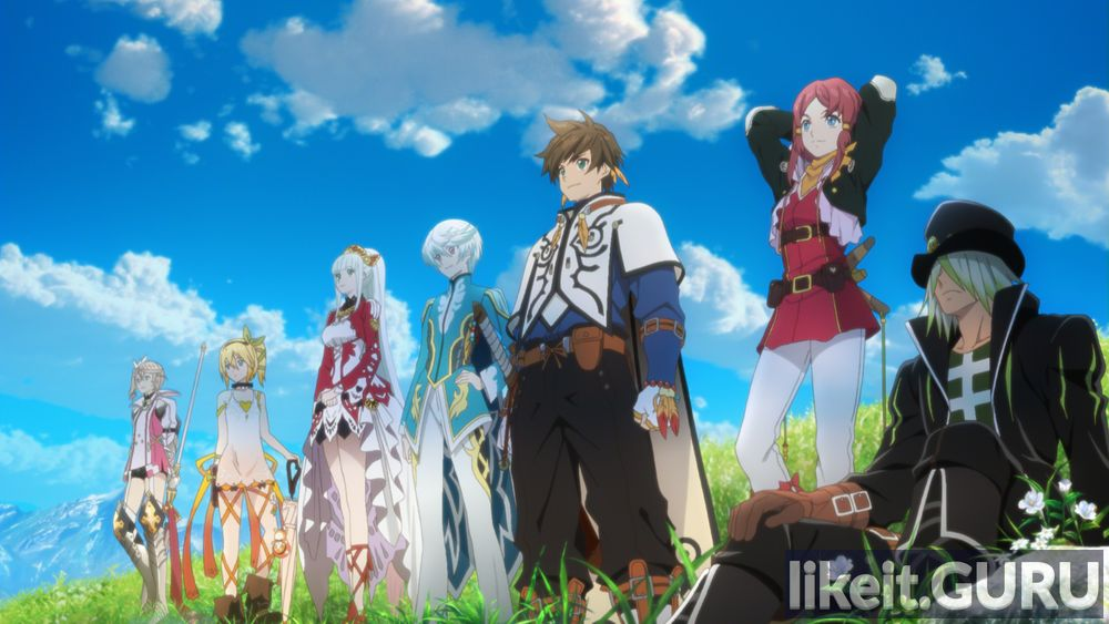 Tales of Zestiria game screen