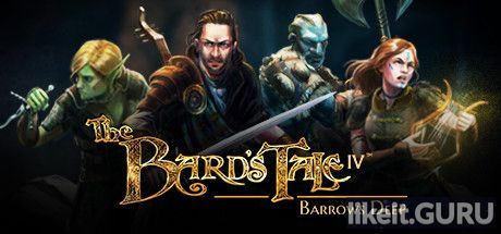 ✔️ Download The Bard's Tale IV: Barrows Deep Full Game Torrent | Latest version [2020] RPG