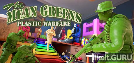 Download full game The Mean Greens - Plastic Warfare via torrent on PC