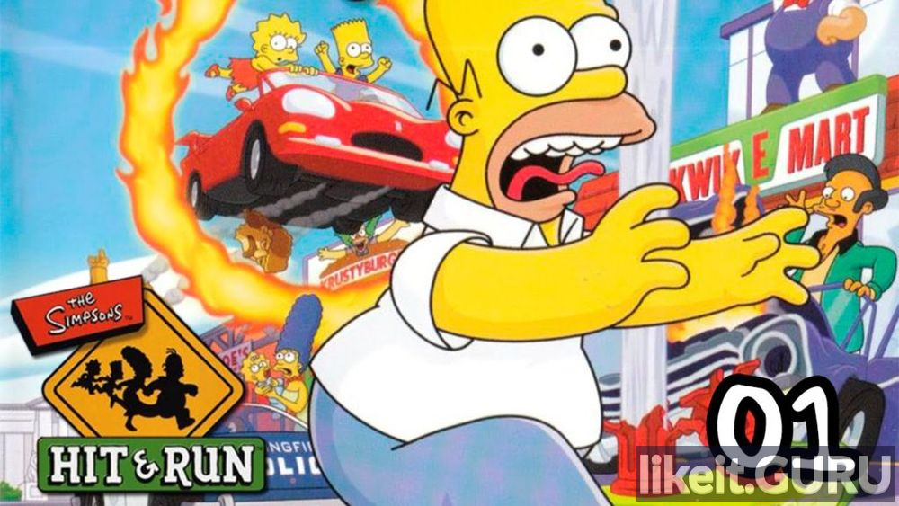 ❌ Download The Simpsons: Hit & Run Full Game Torrent | Latest version [2020] Arcade