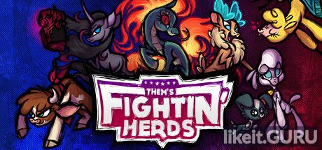 ✔️ Download Them's Fightin' Herds Full Game Torrent | Latest version [2020] Action