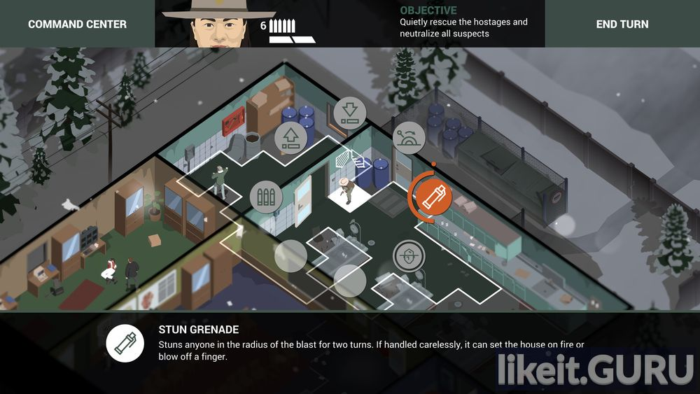 This Is the Police 2 game screen