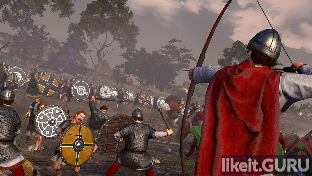 Total War Saga: Thrones of Britannia game screen