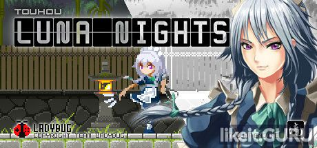 ✅ Download Touhou Luna Nights Full Game Torrent | Latest version [2020] Arcade