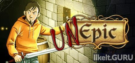 ✔️ Download UnEpic Full Game Torrent | Latest version [2020] RPG