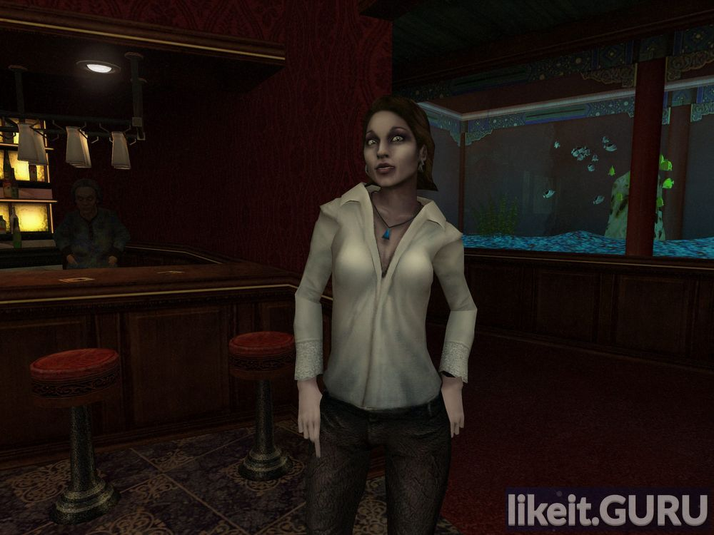 Vampire: The Masquerade – Bloodlines game screen