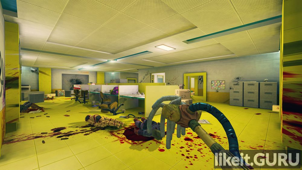Viscera Cleanup Detail game screen