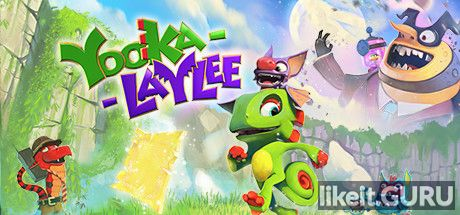 ✅ Download Yooka – Laylee Full Game Torrent | Latest version [2020] Arcade