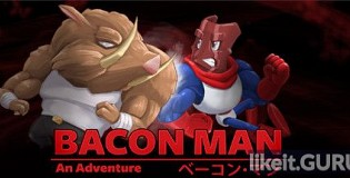 Download Bacon Man An Adventure Full Game Torrent | Latest version [2020] Arcade