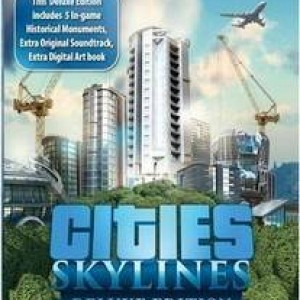 Download Cities Skylines - Deluxe Edition Full Game Torrent For Free (2.5 Gb)