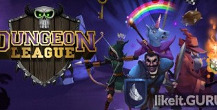 Download Dungeon League Full Game Torrent | Latest version [2020] RPG