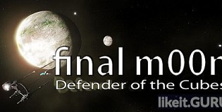 Download final m00n - Defender of the Cubes Full Game Torrent | Latest version [2020] Adventure