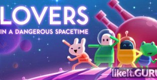 Download Lovers in a Dangerous Spacetime Full Game Torrent | Latest version [2020] Arcade