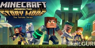 Download Minecraft: Story Mode - Season Two Full Game Torrent | Latest version [2020] Adventure