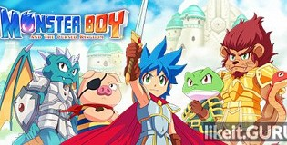 Download Monster Boy and the Cursed Kingdom Full Game Torrent | Latest version [2020] Arcade