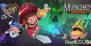 Download Munchkin: Quacked Quest Full Game Torrent | Latest version [2020] RPG