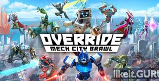 Download Override: Mech City Brawl Full Game Torrent   Latest version [2020] Action