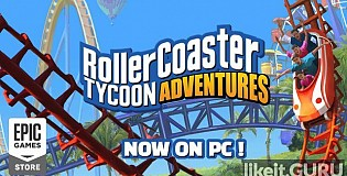Download RollerCoaster Tycoon Adventures Full Game Torrent | Latest version [2020] Strategy