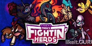 Download Them's Fightin' Herds Full Game Torrent | Latest version [2020] Action