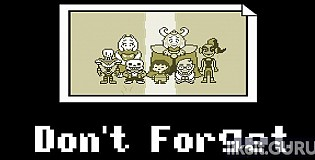 Download Undertale: Don't Forget Full Game Torrent   Latest version [2020] RPG